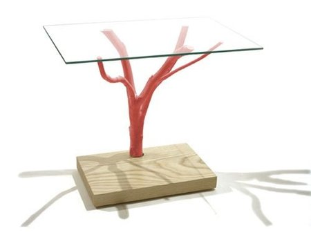 Branch table, una mesa de centro original