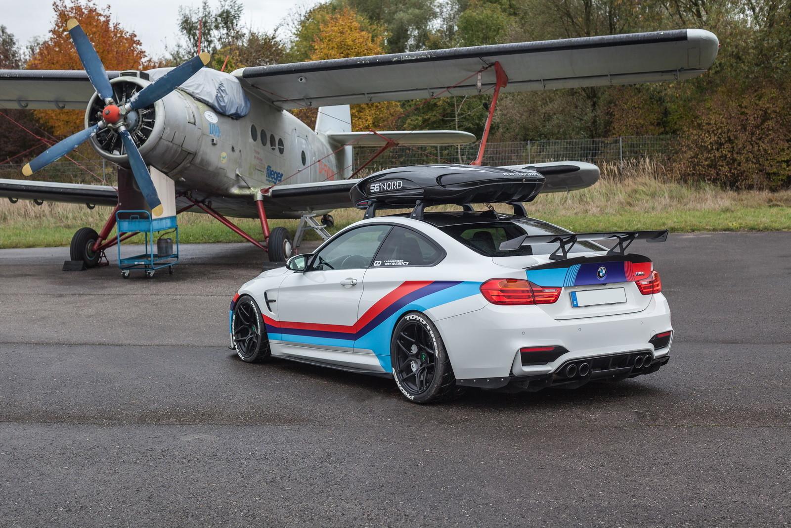 Foto de BMW M4R (9/29)