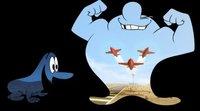 Noticias de Pixar: nueva imagen de 'Day & Night' y se cancela 'Newt'