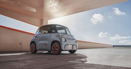 Citroën Ami ciudad movilidad