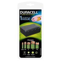 Cargador múltiple Duracell, con capacidad para 8 pilas, por 14,51 euros