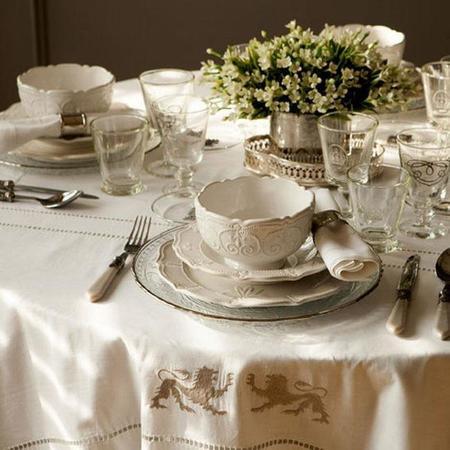 Mesas de navidad de zara home el detalle marca la diferencia for Zara home manteles mesa