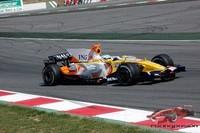 Muchas novedades aerodinámicas en los test de Barcelona