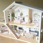 Las casitas de muñecas que todo niño (y adulto) querría tener