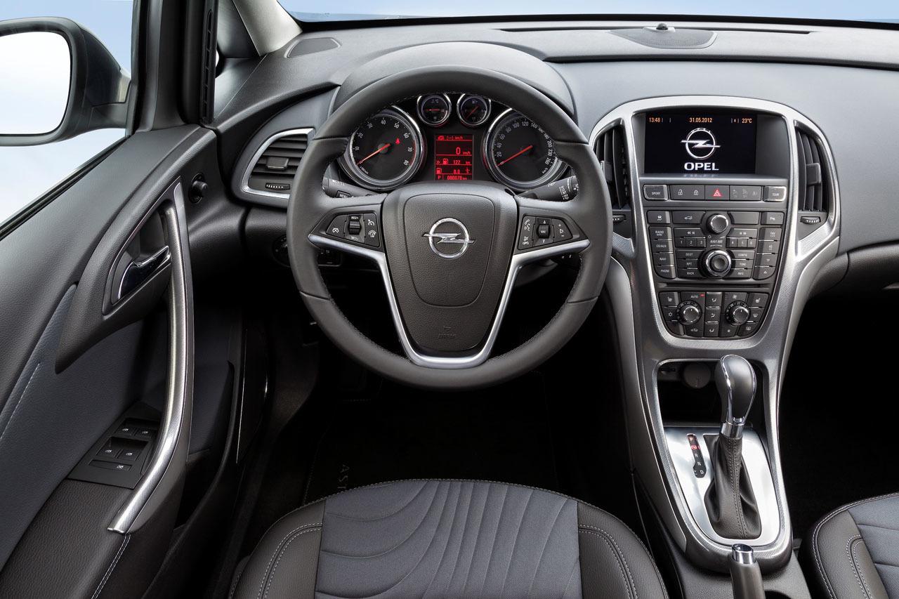Foto de Novedades Opel 2013 (21/59)