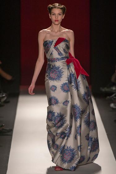 Carolina Herrera Otoño-Invierno 2013/2014: la colección más femenina de la Semana de la Moda de Nueva York