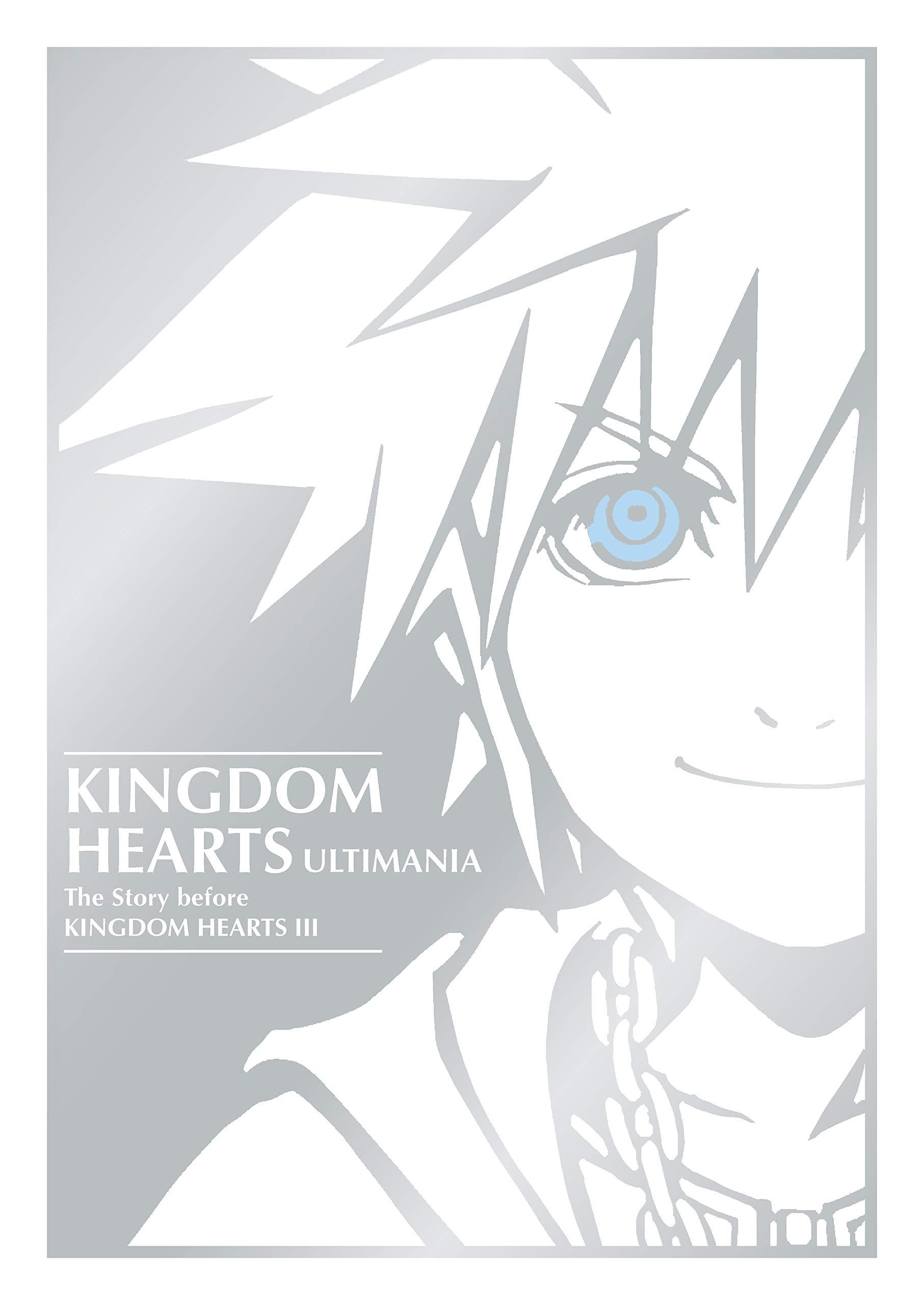 Kingdom Hearts Ultimania: The Story Before Kingdom Hearts