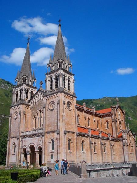Covadonga Basilica De Santa Maria La Real 13