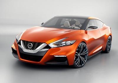 Auto Show de Detroit 2014: Nissan Sport Sedan Concept