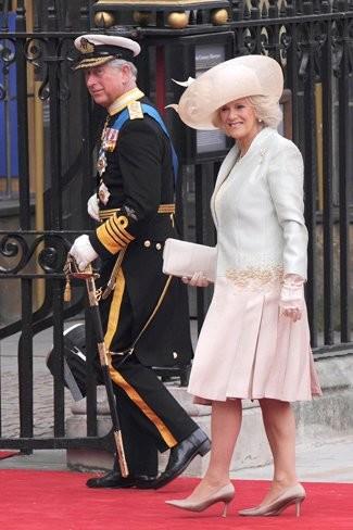 La realeza se pone sus mejores galas en la Boda de Guillermo y Kate Middleton