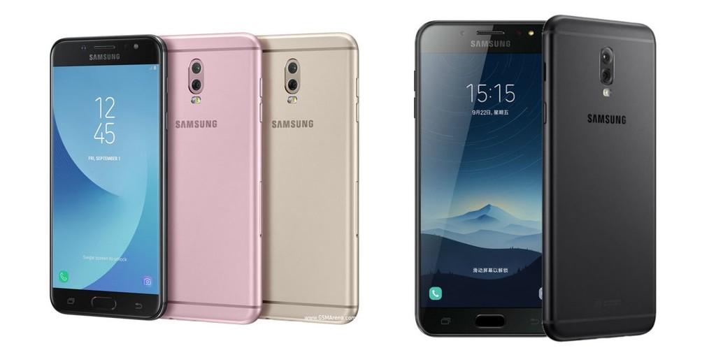 Galaxy C7 Vs C8