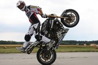 Martin Kratky un Stuntman checo innovador