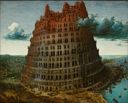 Pieter Bruegel The Elder The Tower Of Babel (rotterdam) Google Art Project