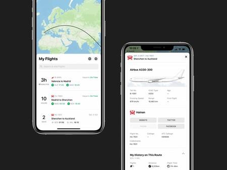 Flighty para iOS, la app que conoce tus vuelos mejor que el propio aeropuerto: App de la Semana