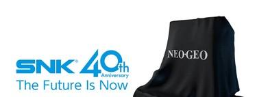 The Future is Now! SNK celebrará su 40 aniversario con una nueva consola Neo-Geo