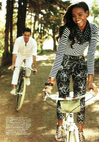 El estilo chic de moda esta Primavera-Verano 2010: prendas para vestir de Zara, Mango, H&M o Blanco II