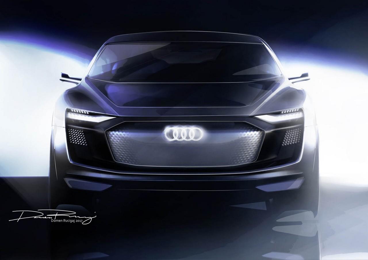 Foto de Audi e-tron Sportback 2017 (1/6)
