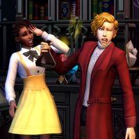 Los personajes de Los Sims 4 tratarán de seguir en septiembre la estela de Harry Potter con la expansión El Reino de la Magia