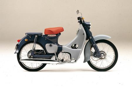 Honda Supercub 02