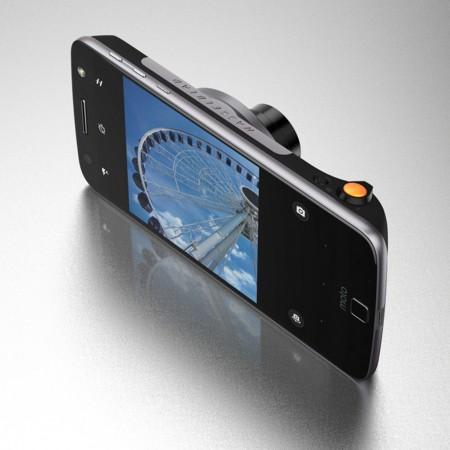 Moto Z Hasselblad True Zoom Screen