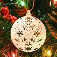 La Casa Blanca estrena decoración navideña creada por la comunidad gracias a la impresión 3D