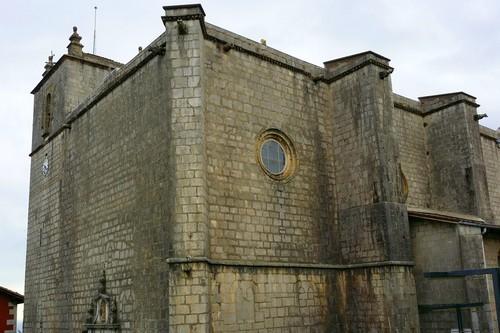 El Santuario de la Virgen de Itziar