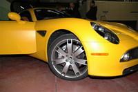 Alfa 8C Competizione amarillo