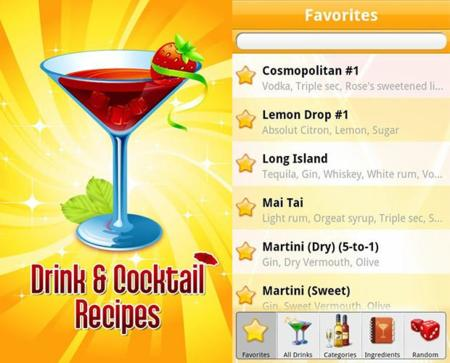 8500 Drink Recipes