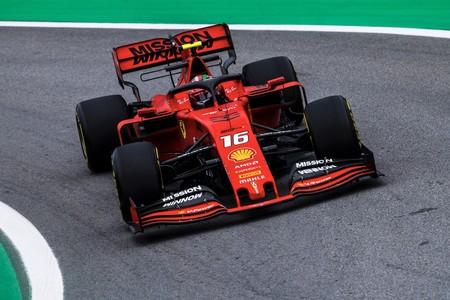 Leclerc Brasil F1 2019