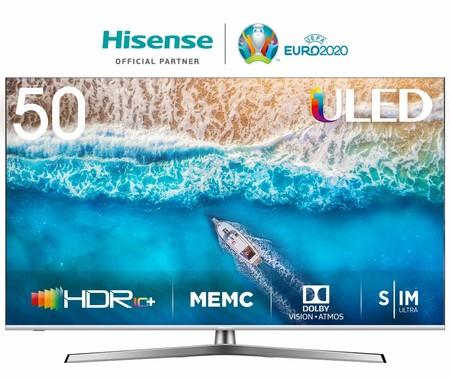 Hisense 50 22 H50u7b