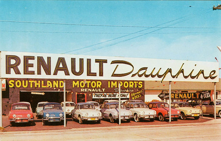 Concesionario Renault en Anaheim California