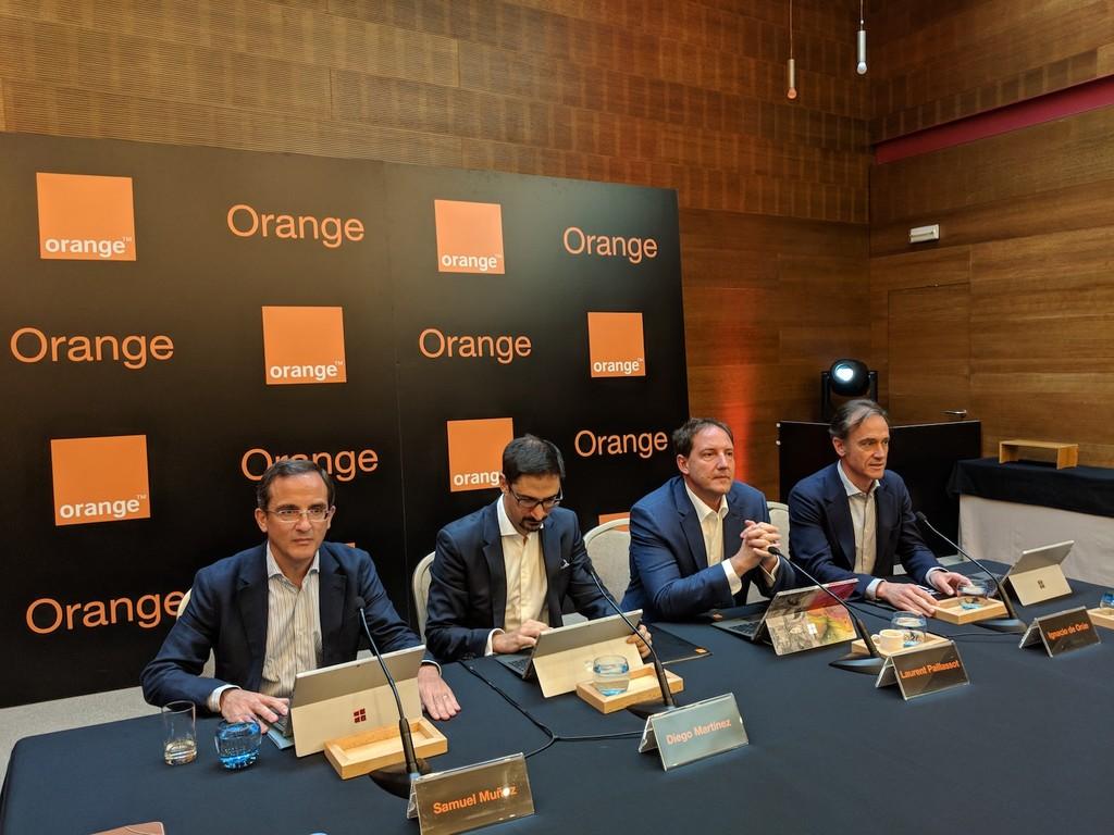 Orange Resultados