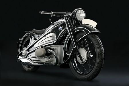 BMW R7 Concept, la máxima expresión del apogeo del Art Decó sobre dos ruedas