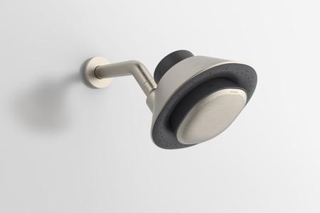 Alexa hasta en la ducha: este cabezal cuenta con altavoz inteligente integrado con soporte para el asistente de Amazon