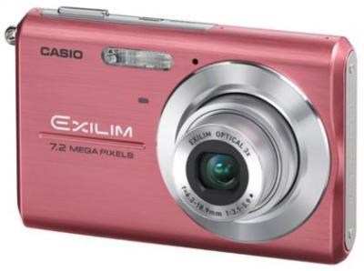 Casio Exilim Z75, contra el cáncer de mama