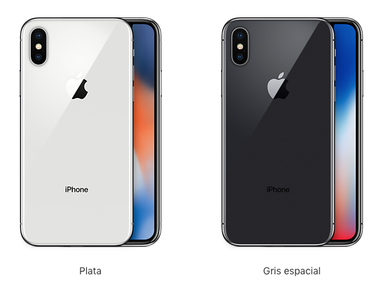 Iphone X Colores
