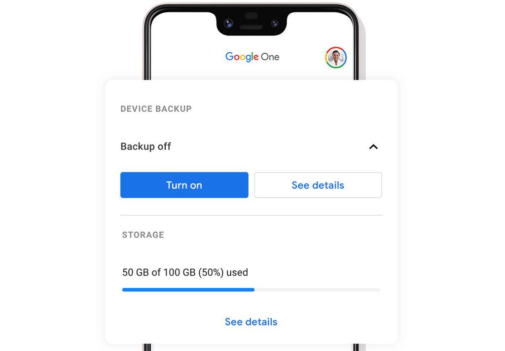 Google One mejora la copia de seguridad de Android: estas son las noticias para sus suscriptores