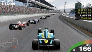 Toda la Fórmula 1 en PSP
