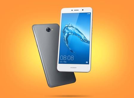 El Huawei Y7, con procesador Snapdragon y una gran autonomía, alcanza su precio mínimo: 159 euros