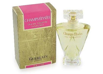 Champs-Elysées de Guerlain, homenaje a París en su packaging