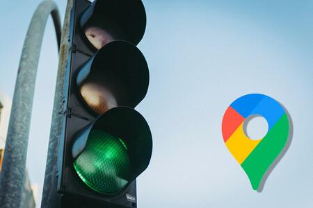 Google Maps ahora muestra los semáforos en España para poder planificar mejor las rutas en coche