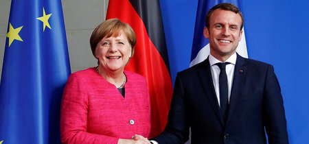 El eje franco-alemán impulsa la recuperación de la Eurozona, todos los detalles