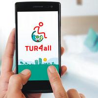 Así es TUR4all, la aplicación que te permite explorar establecimientos y actividades turísticas accesibles