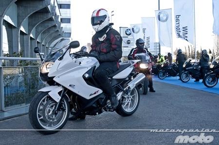 BMW F 800 GT, prueba (características y curiosidades)