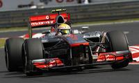 Lewis Hamilton vence en el Gran Premio de Hungría