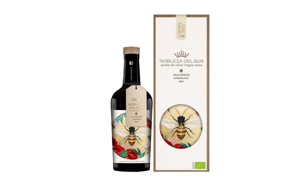 Aceite de oliva virgen extra ecológico, orgánico, bio Day Nobleza del Sur