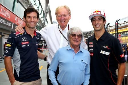 Bernie Ecclestone Formula 1 2