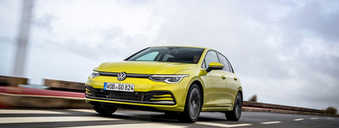 Manejamos el Volkswagen Golf 8: que el diseño no te engañe, el Golf sí evoluciona... a su manera