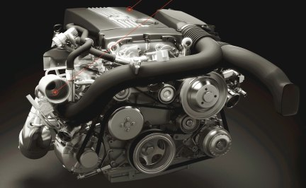 Premiado el innovador motor DiesOtto de Mercedes