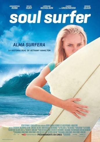 Adolescentes Peliculas Soul Surfer